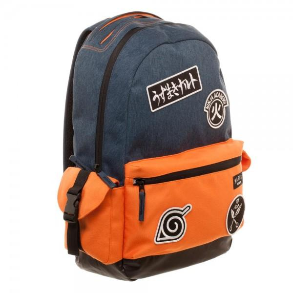 Naruto Omni Backpack - marc's funny tees