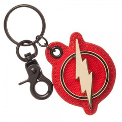 Flash Canvas Metal Keychain - marc's funny tees