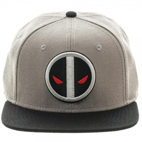 Marvel Deadpool X-Force Snapback - marc's funny tees