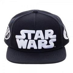 Star Wars Omni Logo Youth Snapback - marc's funny tees