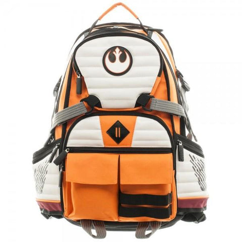 Star Wars Rebel Squadron Pilot Laptop Backpack - marc's funny tees