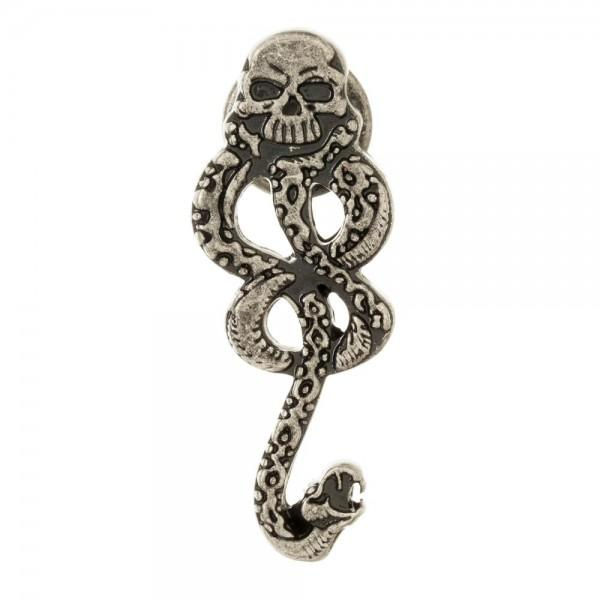 Harry Potter Death Eater Lapel Pin - marc's funny tees