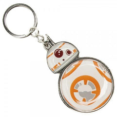 Star Wars 7 BB8 Keychain - marc's funny tees
