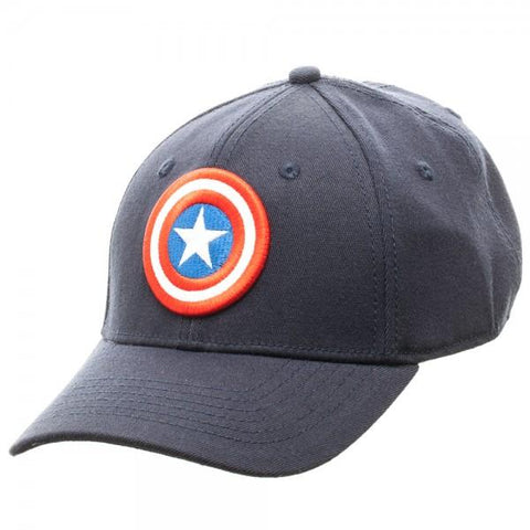 Marvel Captain America Flex Cap - marc's funny tees
