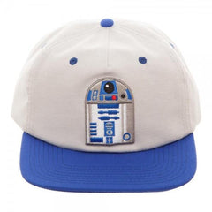 Star Wars R2D2 Oxford Snapback - marc's funny tees