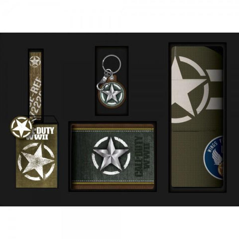 Call of Duty: WWII Gift Box Set - marc's funny tees