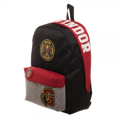 Harry Potter Gryffindor Backpack - marc's funny tees