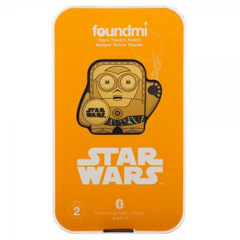 Star Wars C3PO Foundmi 2.0 - marc's funny tees