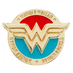 DC Comics Wonder Woman Lapel Pin - marc's funny tees
