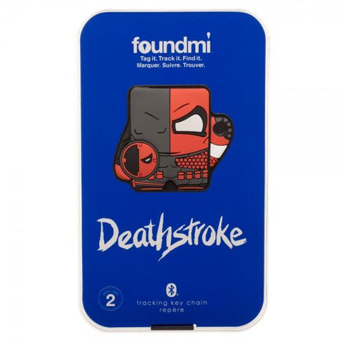 DC Deathstroke Foundmi 2.0 - marc's funny tees