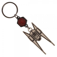 Star Wars Episode 8 Keychain - marc's funny tees