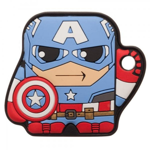 Marvel Captain America Foundmi 2.0 - marc's funny tees