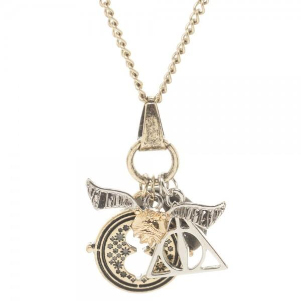 Harry Potter Charm Necklace - marc's funny tees