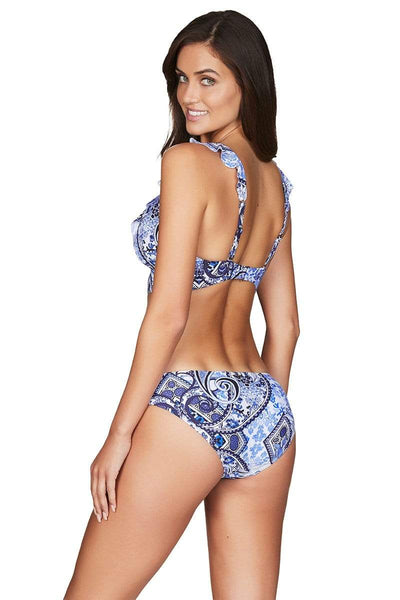 Taormina Night Sky Regular Bikini Pant