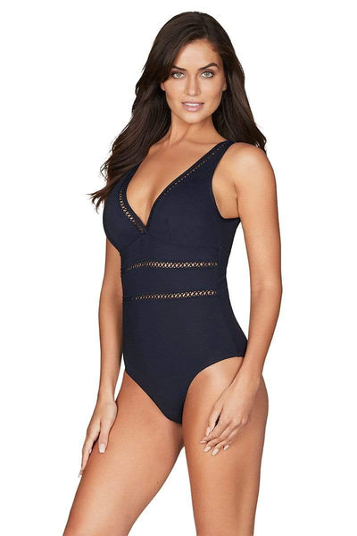 Lola Night Sky Spliced One Piece