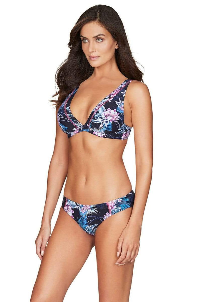 Bahamas Night Sky Regular Bikini Pant <br> Final Sale