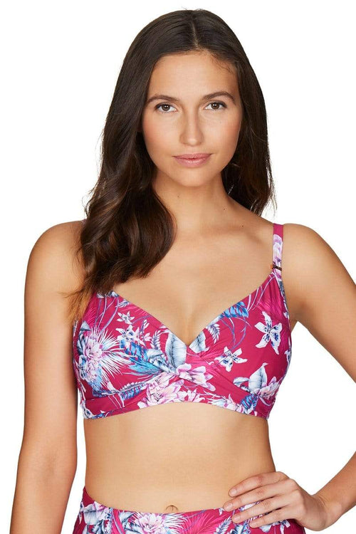 Bahamas Rose Twist Front DD/E Cup Bra