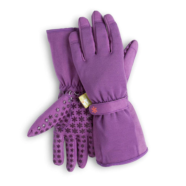 Dig It® High 5 Women's Utility and Gardening Gloves Purple