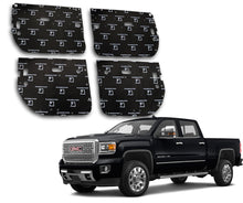 Load image into Gallery viewer, SoundSkins Pro GMC Sierra HD 4-Door Template Kit | 2014 to 2019