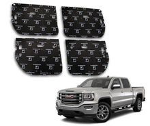 Load image into Gallery viewer, SoundSkins Pro GMC Sierra 4-Door Template Kit | 2014 to 2018