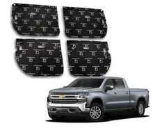 Load image into Gallery viewer, SoundSkins Pro Chevy Silverado 4-Door Template Kit | 2014 to 2018
