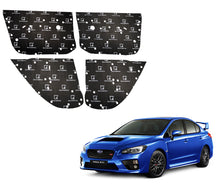 Load image into Gallery viewer, SoundSkins Pro Subaru WRX 4-Door Template Kit | 2015 to 2021