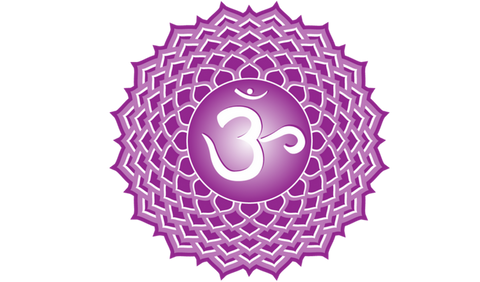 7 Day Candle - Crown Chakra (7th Chakra)