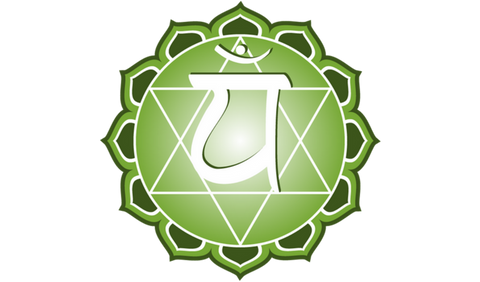 7 Day Candle - Heart Chakra (4th Chakra)