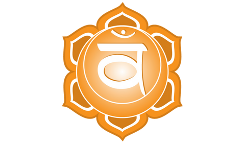 7 Day Candle - Sacral Chakra (2nd Chakra)