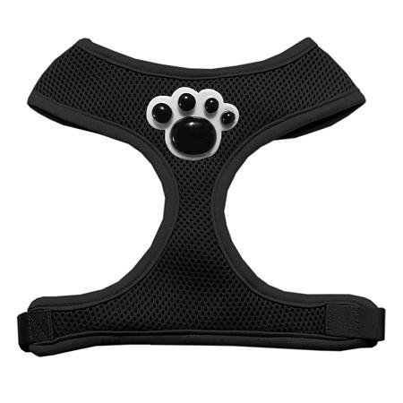 Black Paws Chipper Black Harness