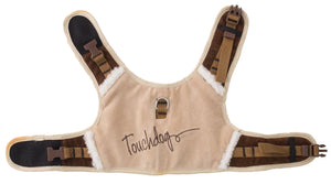 Touchdog Tough-Boutique Adjustable Fashion Dog Harness And Leash