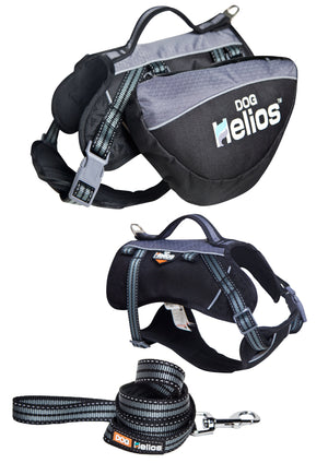 Helios Freestyle 3-in-1 Explorer Convertible Backpack, Harness and Leash