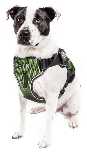 Petkit Air Quad-Connecting Adjustable Cushioned Chest Compression Dog Harness