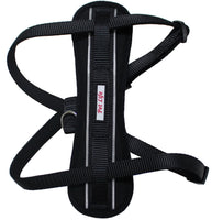 Mountaineer Chest Compression Adjustable Reflective Easy Pull Dog Harness