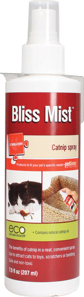 Bliss Mist Catnip Spray