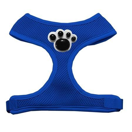 Black Paws Chipper Black Harness Small