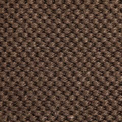 Jervis Brown Sisal Tiger Eye Runner Rug