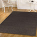 Mollymook Charcoal Natural Fibre Sisal Herringbone Rug