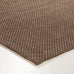 Jervis Brown Natural Fibre Sisal Tiger Eye Eco Friendly Rug