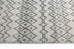 Carlita Grey and Ivory Diamond Pattern PET Rug (Pre-Order)