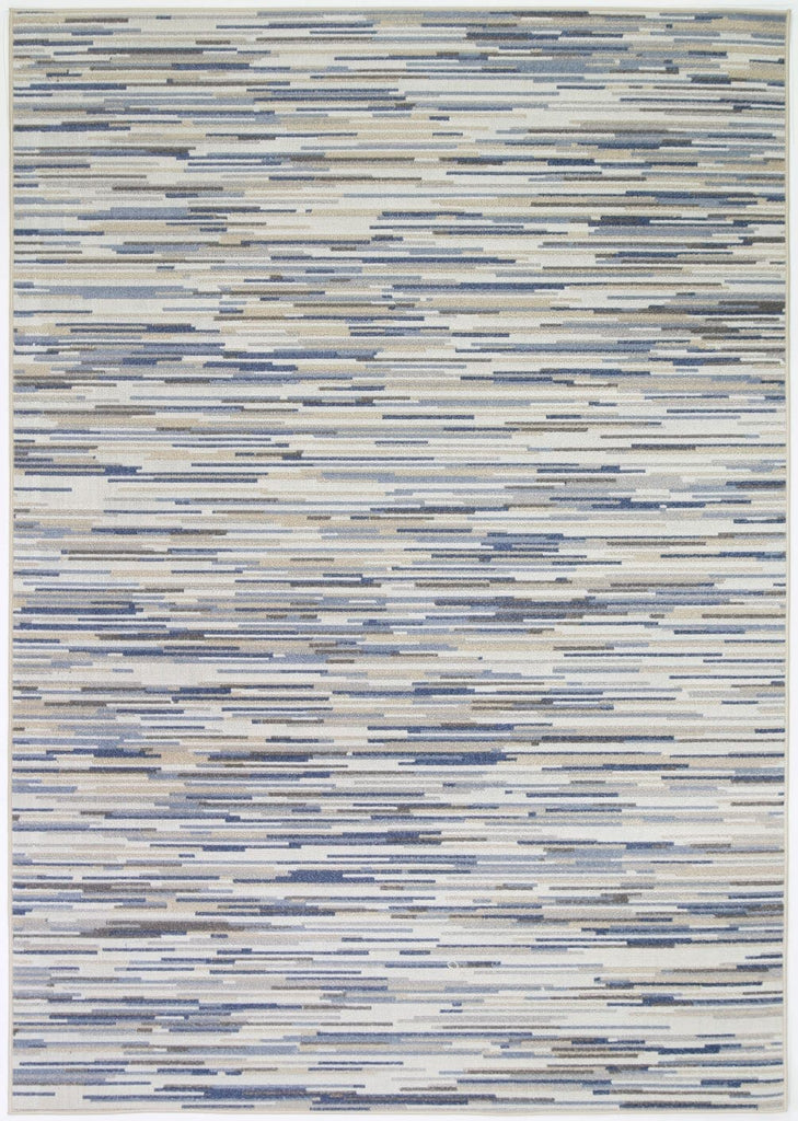 Carson Blue Gradient Indoor Outdoor Rug