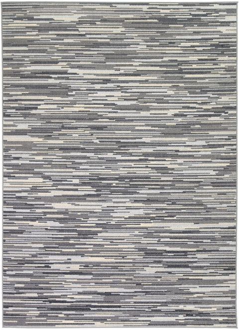 Cimiez Grey Gradient Indoor Outdoor Rug