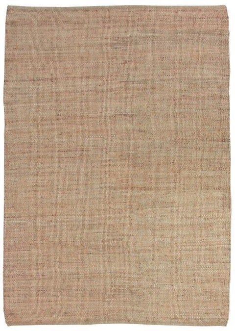 Ilwaco Natural Jute Basketweave Rug