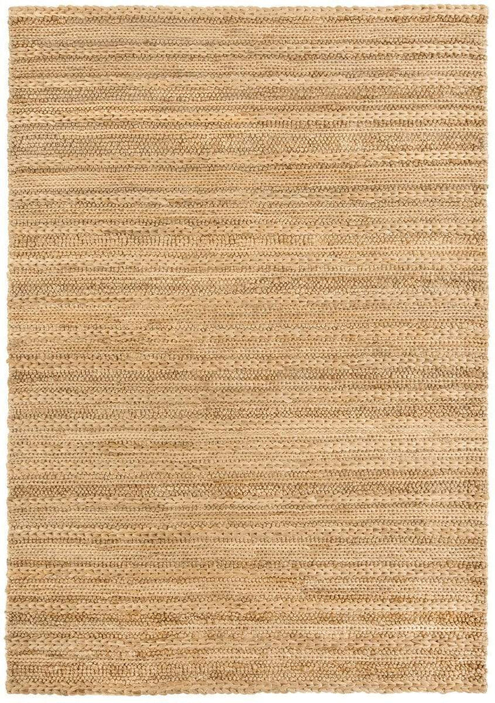 Eboni Chunky Braided Jute And Cotton Rug