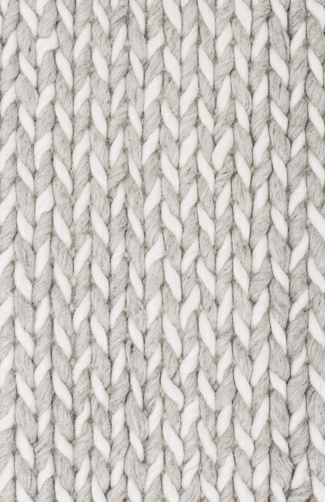 Airdrie Grey Braided Wool Amp Viscose Rug