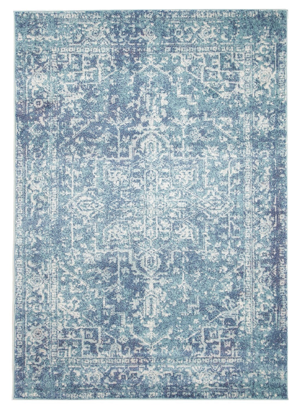 Hadera Blue Transitional Rug