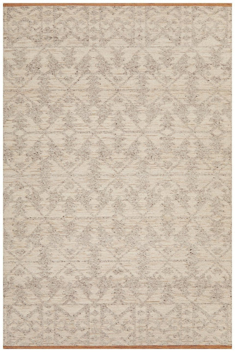 Oltu Beige Transitional Wool Rug