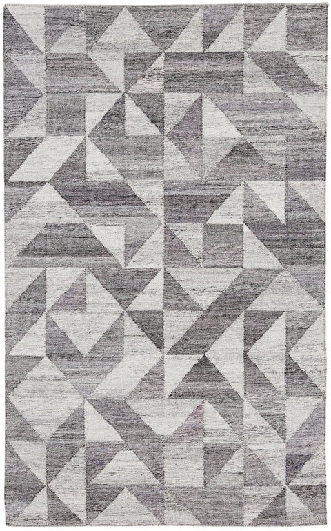 Rane Monochrome Geometric Indoor Outdoor Rug (Pre-Order)