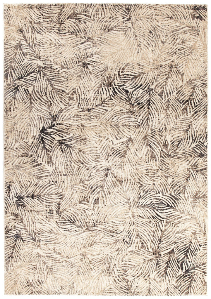 Sola Abstract Print Transitional Rug