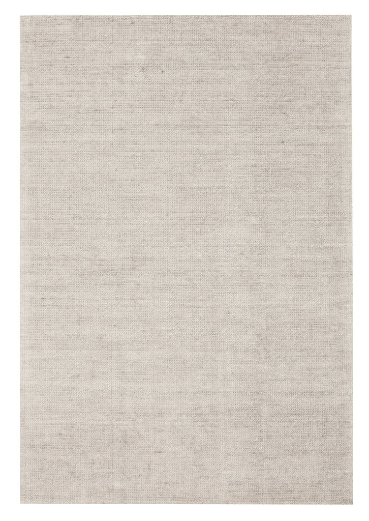 Tilos Natural Stone Hand Loomed Cotton Rug